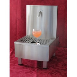 FONTAINE A COCKTAIL 12L + 1 ROBINET INOX