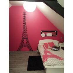 Tableau géant Tour Eiffel Mural