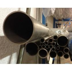 TUBE INOX 12x1 50mm à 1mêtre