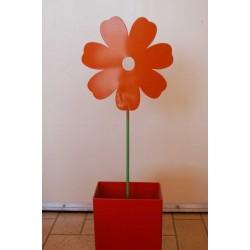 Pic en forme de fleur à 7 pétales